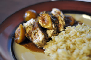 Chicken-with-Balsamic-Fig-Sauce-in-pakistan